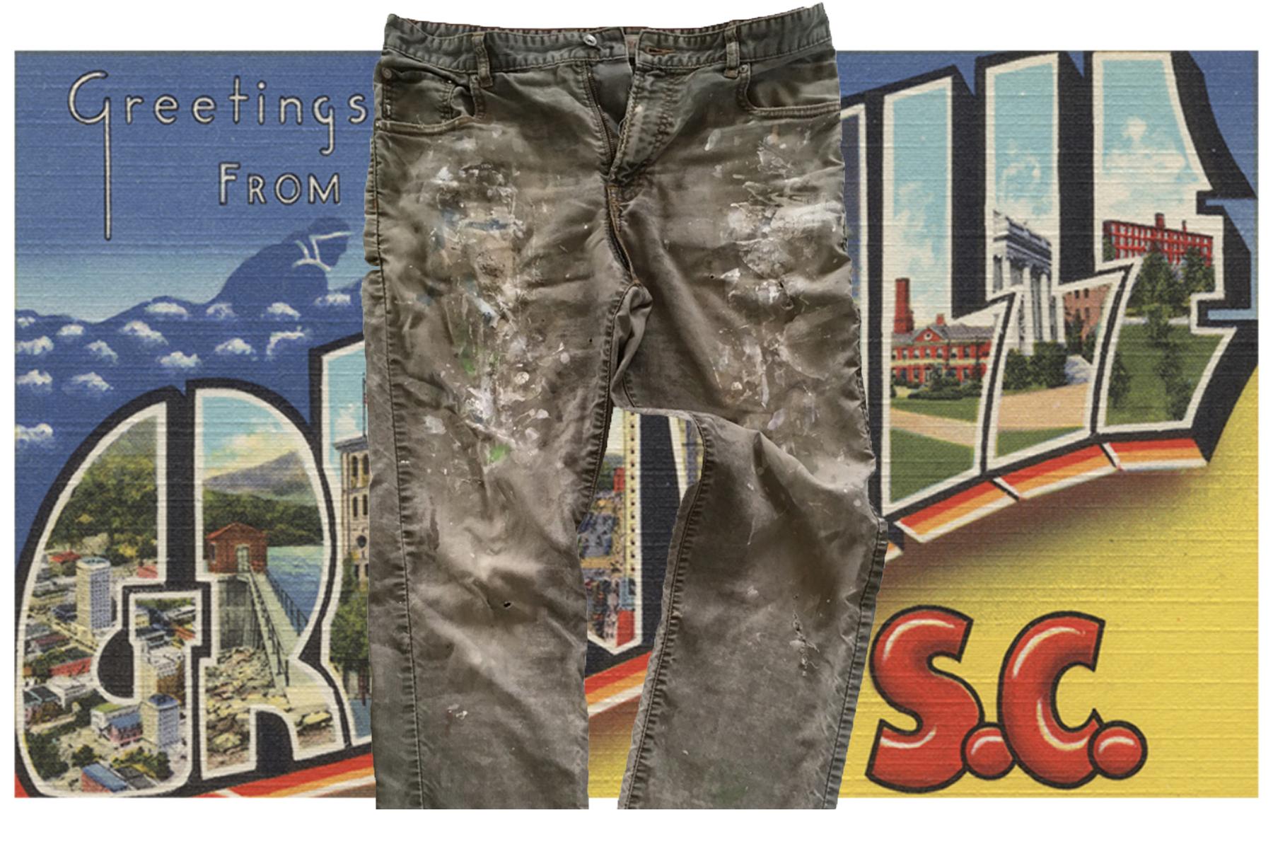Greenville pants